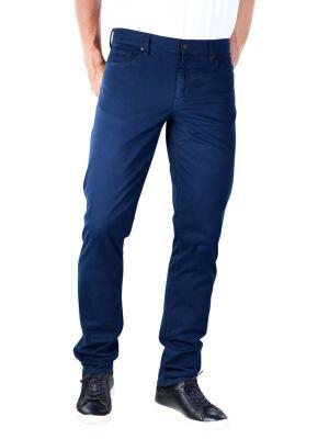 Alberto Pipe Jeans Slim DS Broken Twill navy