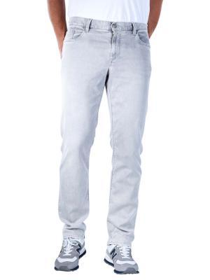 Alberto Pipe Jeans Slim DS Light Tencel Denim grey
