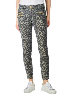 Mos Mosh Berlin Jeans leopard print