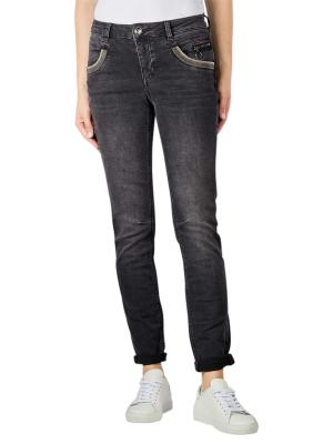 Mos Mosh Naomi Jeans Tapered Fit grey wash