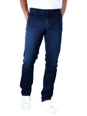 Alberto Pipe Jeans Slim Luxury T400 Denim dark blue