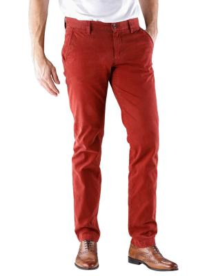 Alberto Lou Pant Pima Cotton bordeaux