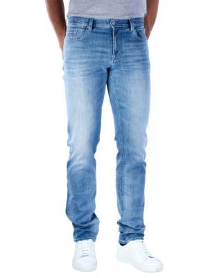 Alberto Pipe Jeans Slim DS Dual FX Denim turquoise