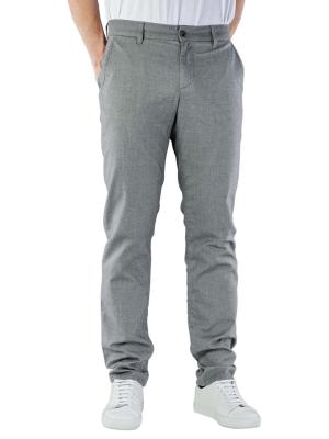 Alberto Lou Pant Smart Cotton grey melange