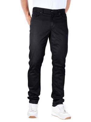 Alberto Pipe Jeans Slim DS Overdyed black