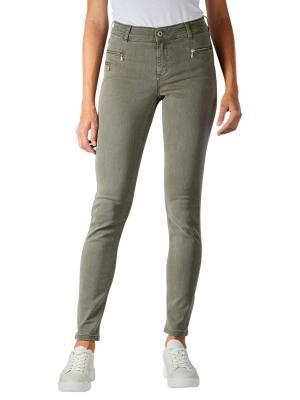 Angel's Malu Jeans Slim Fit dark khaki used