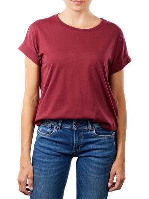 Armedangels Idaa T-Shirt ruby red
