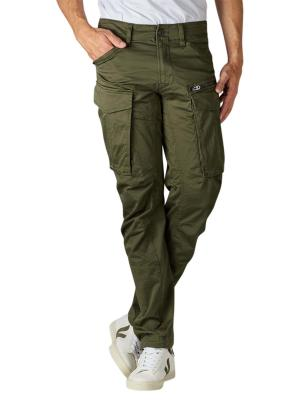 G-Star Rovic Cargo Pant 3D Tapered dk bronze green