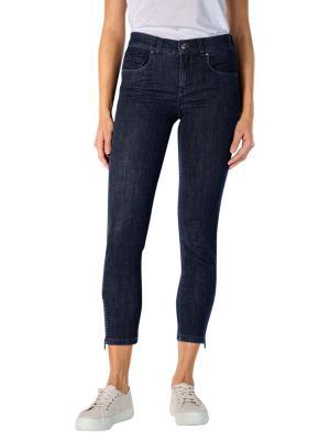 Angels Skinny Jeans Ankle Zip dark indigo