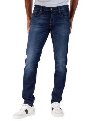 Alberto Slipe Jeans Vintage navy