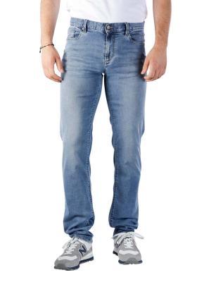 Alberto Pipe Jeans Slim DS Light Tencel Denim blue