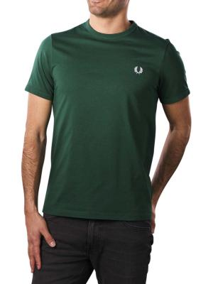 Fred Perry Ringer T-Shirt ivy