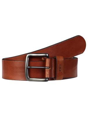 John cognac Belt 45mm by BASIC BELTS
