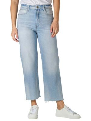 G-Star Ultra High Tedie Jeans Straight Fit vintage glacial