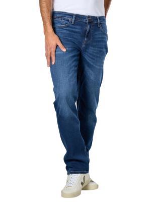 Cross Dylan Jeans Straight Fit dark blue