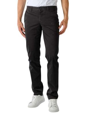 Alberto Lou Pant Pima Cotton black