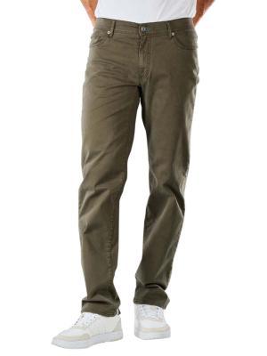 Brax Cadiz Jeans Straight Fit khaki