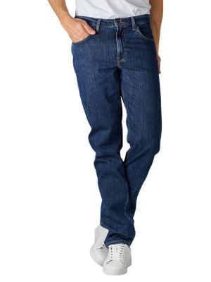 Lee Brooklyn Jeans Straight Fit dark stonewash