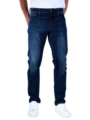 G-Star 3301 Straight Tapered Jeans Neutro Stretch dk aged