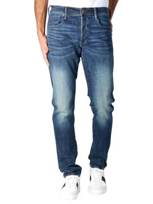 G-Star 3301 Jeans Slim antic faded baum blue