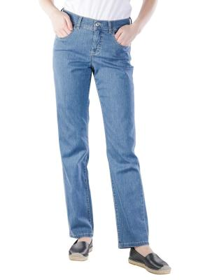 Angels Dolly Jeans Straight light blue