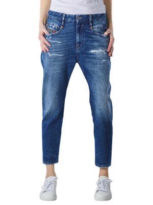 Diesel D-Fayza Jeans Boyfriend 0079R destruct