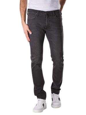 Lee Luke Jeans Slim Tapered moto grey
