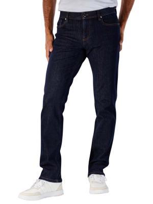 Alberto Pipe Jeans Slim Bi-Stretch navy