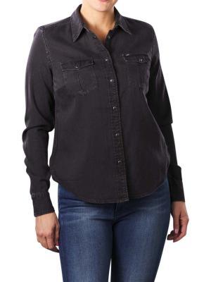 Lee Western Shirt Regular black
