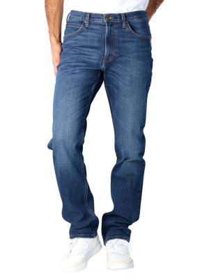 Lee Brooklyn Straight Jeans mid worn park