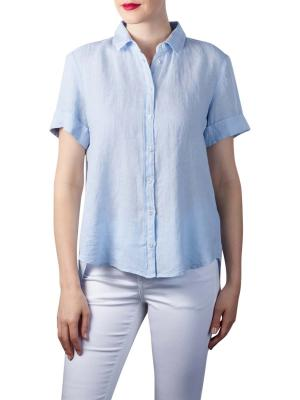 Marc O'Polo Blouse Kent Collar sky breeze