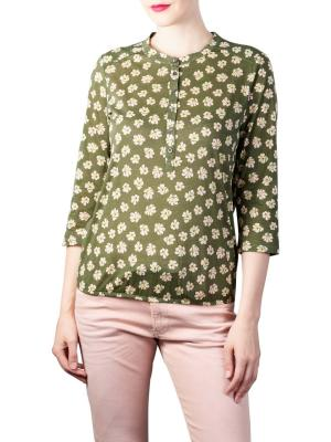 Marc O'Polo T-Shirt Long Sleeves multi soa moss
