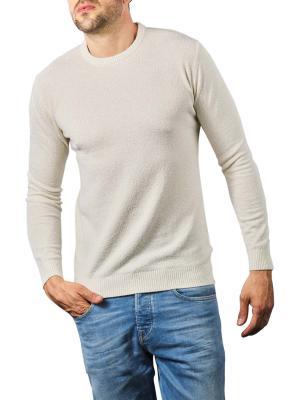 Gabba Gormely Crew Pullover off white