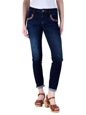 Mos Mosh Naomi Jeans Skinny Jewel blue