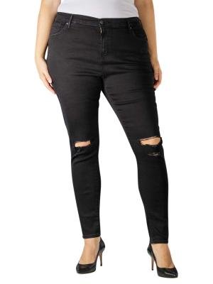 Levi's 721 Jeans Skinny High Plus Size close to the edge