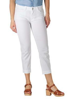 Marc O'Polo Lulea Jeans Slim Cropped white