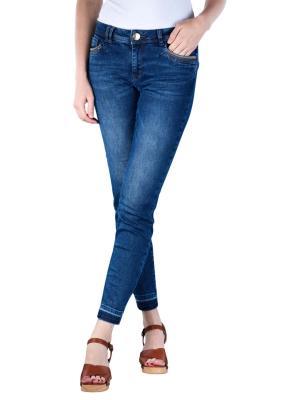 Mos Mosh Sumner Jeans Skinny Jewel Ankle blue