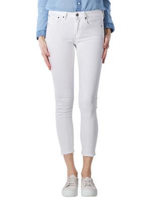 G-Star 3301 Mid Skinny Jeans Ankle white