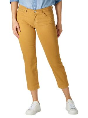 Marc O'Polo Lulea Jeans Slim Cropped sweet corn