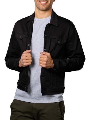 Gabba Dave Jacket Black Night black