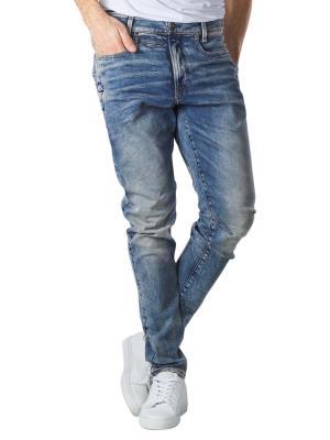 G-Star D-Staq Jeans 3D Slim Fit dark aged cobler