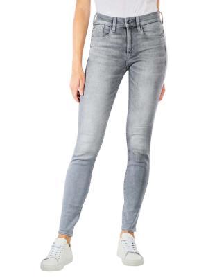 G-Star Lhana Jeans Skinny Fit sun faded glacier grey