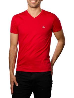 Lacoste T-Shirt Short Sleeves V Neck 240