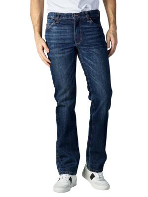 Mustang Tramper Jeans Straight Fit dark denim