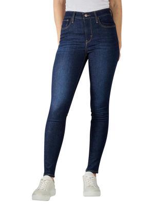Levi's 720 Jeans Super Skinny high indigo daze