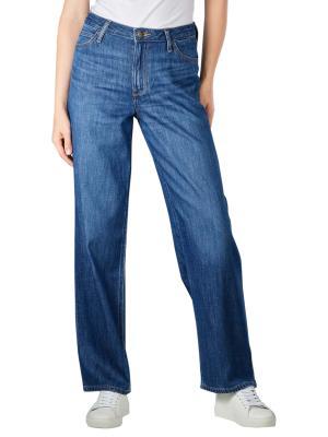 Lee Wide Leg Jeans mid harper