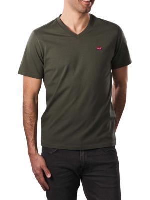 Levi's Orig HM V-Neck T-Shirt deep depths