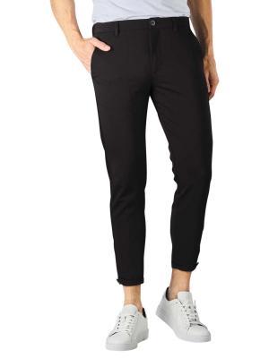 Gabba Pisa Small Dot Pants Cropped black