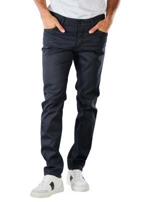 Jack & Jones Tim Jeans Slim Straight Fit black denim 721