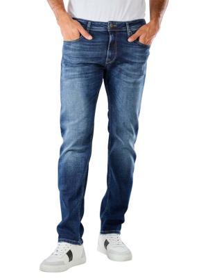 Jack & Jones Clark Jeans Straight Fit 278 blue denim